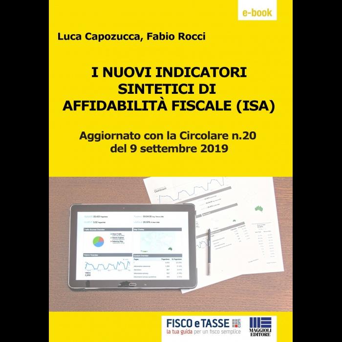 Nuovi indicatori sintetici di affidabilità fiscale-ISA