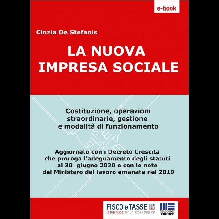 La nuova Impresa sociale (eBook)
