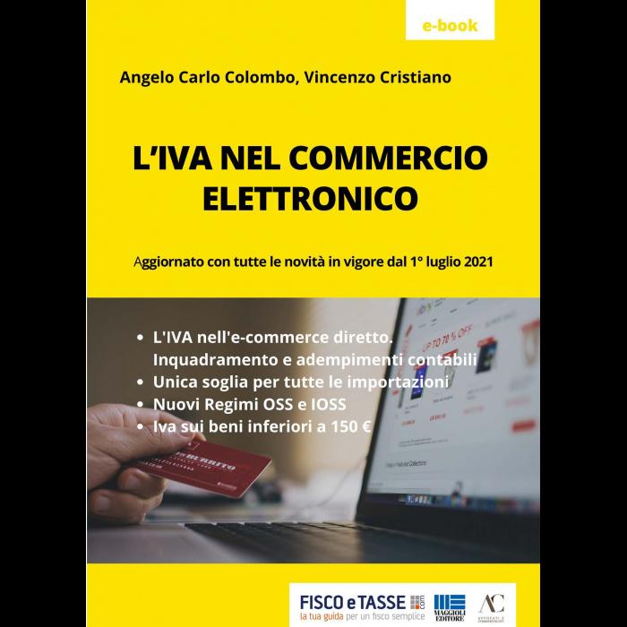 L'Iva nel commercio elettronico (eBook 2021)