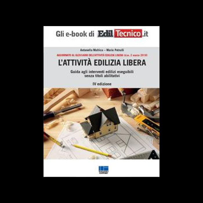 L'attività di edilizia libera (eBook 2018)