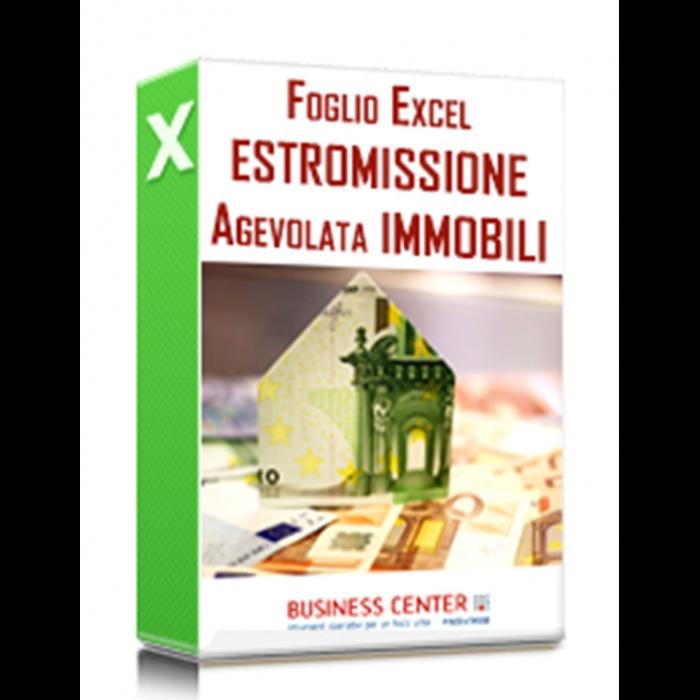 Estromissione immobili imprenditore individuale (Excel)