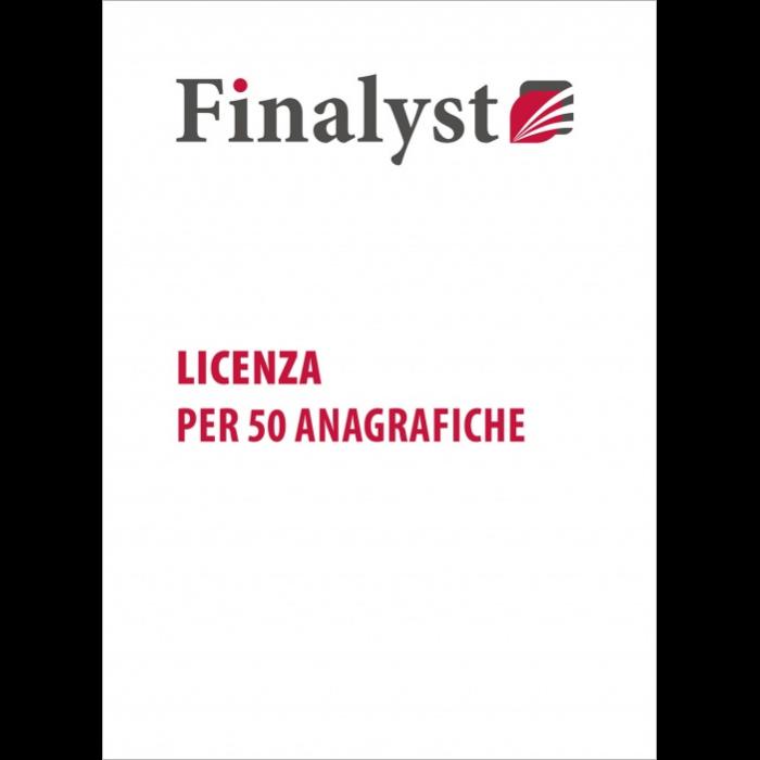 Finalyst Licenza Pro 50