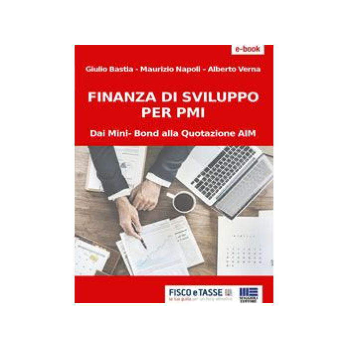 Finanza di sviluppo per PMI (eBook 2018)