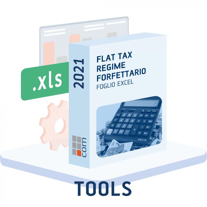 Flat Tax - Regime forfetario (excel)