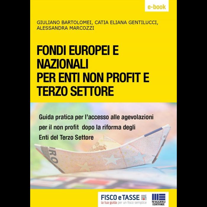 Fondi europei e nazionali per Enti del Terzo settore