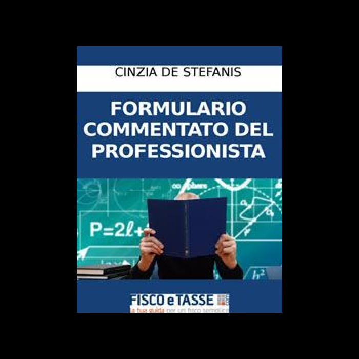 Formulario commentato del Professionista (eBook)
