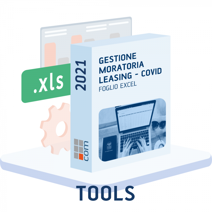 Covid-19: Gestione moratoria leasing (Foglio excel)