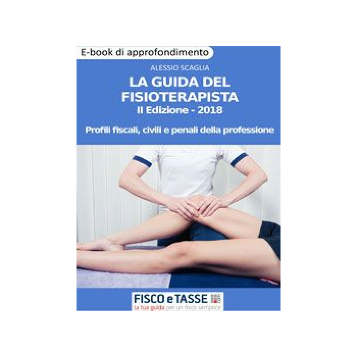 La guida del fisioterapista (eBook 2018)