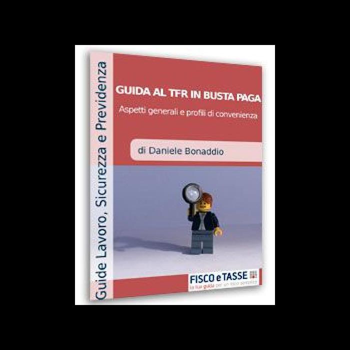 Guida al TFR in busta paga (eBook)