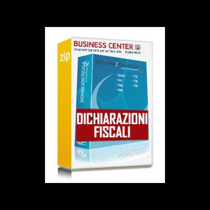 GB Software Dichiarazioni Fiscali 10 anagrafiche