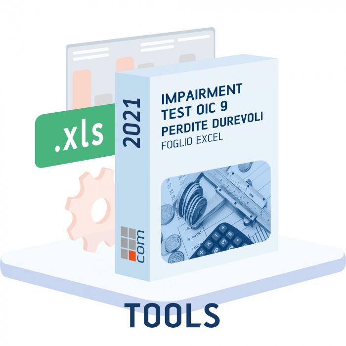 Impairment test OIC 9 - perdite durevoli (Excel)