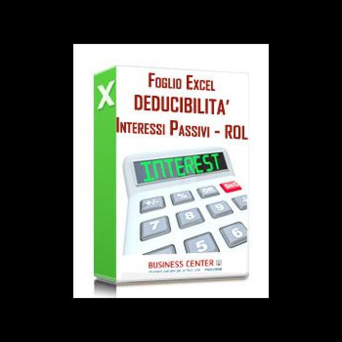 Deducibilità Interessi passivi - Test del ROL fiscale
