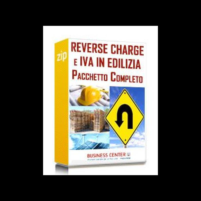 Reverse charge e Iva in edilizia (eBook + Videocorso)