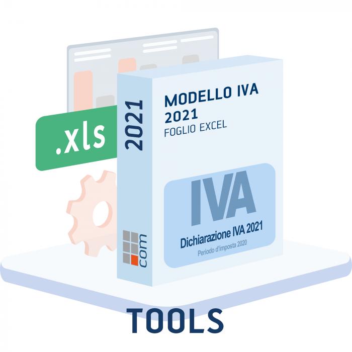 Modello IVA 2021 (excel)