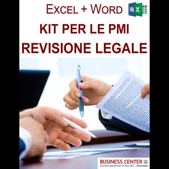 Kit di revisione legale PMI