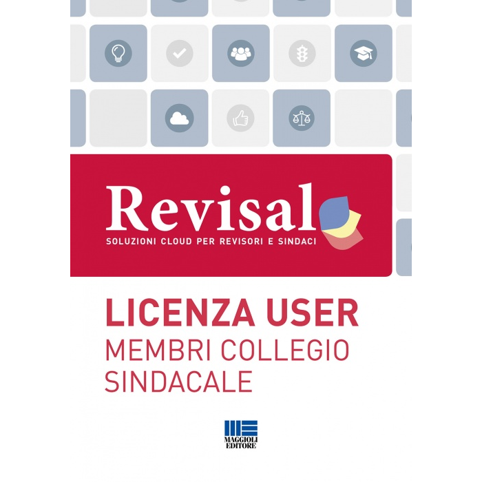 Revisal - Licenza User Membri Collegio sindacale