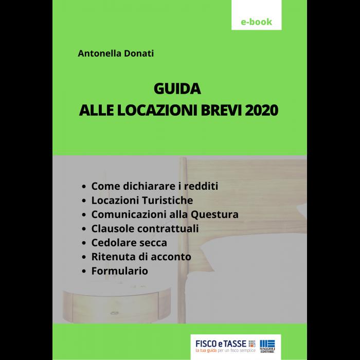 Guida delle locazioni brevi (eBook 2020)