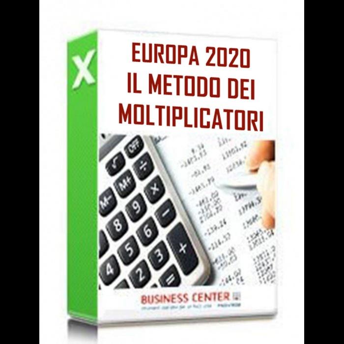Il Metodo dei Multipli 2020 - EUROPA