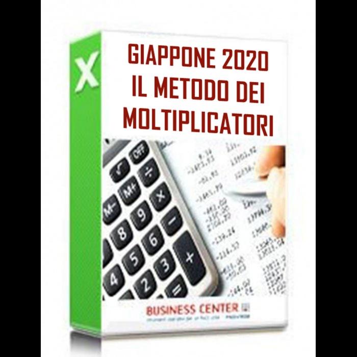 Il Metodo dei Multipli 2020 - GIAPPONE
