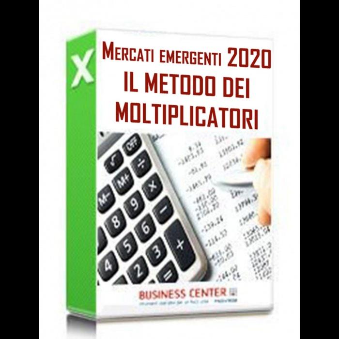 Il Metodo dei Multipli 2020 - MERCATI EMERGENTI