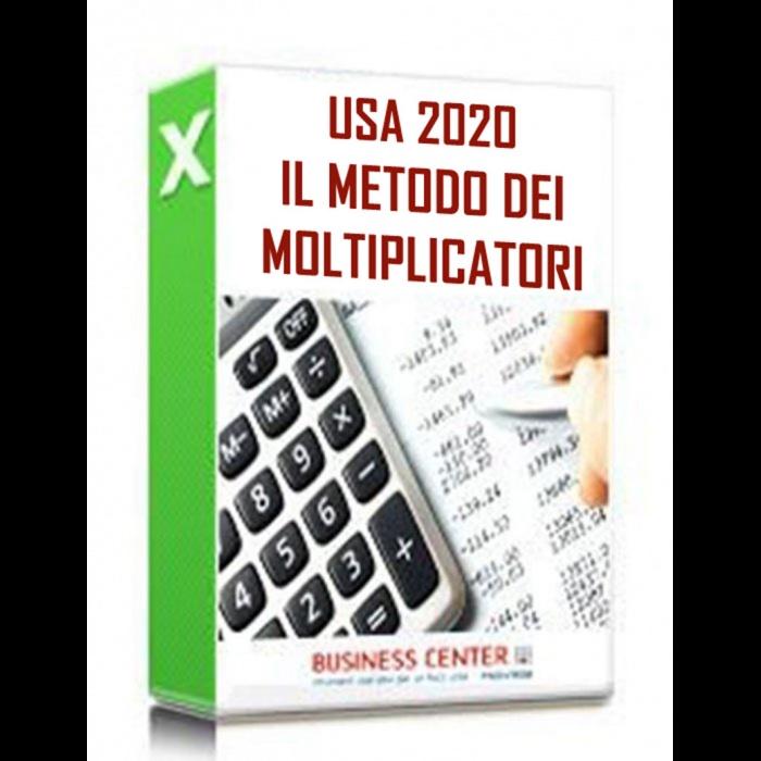 Il Metodo dei Multipli 2020 - USA
