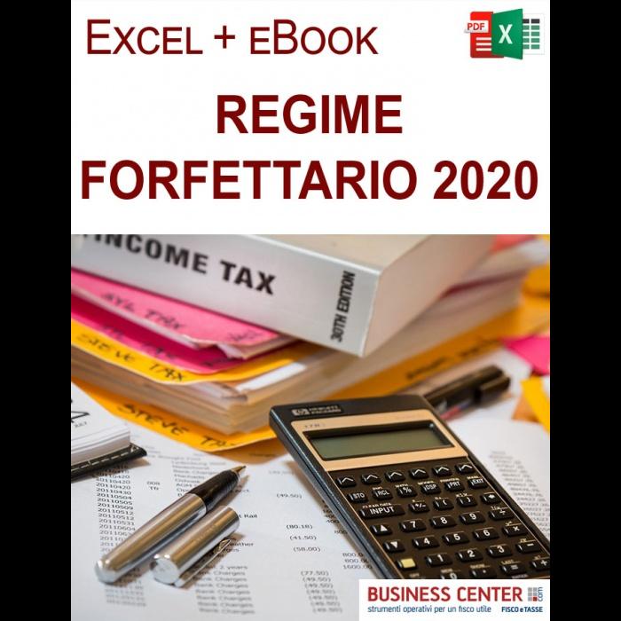 Regime forfettario 2020 e convenienza (eBook + excel)