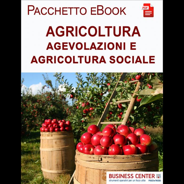 Agevolazioni in agricoltura e Agricoltura sociale