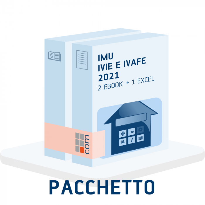 IMU - IVIE e IVAFE 2021 (eBook + Excel)