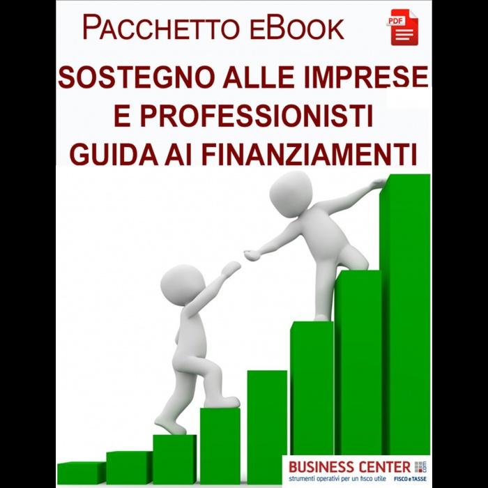 Covid-19: Sostegno imprese e finanziamenti (2 eBook)