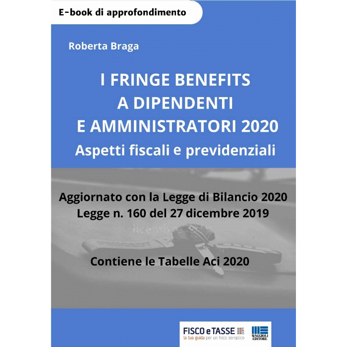 I fringe benefits a dipendenti e amministratori (eBook)