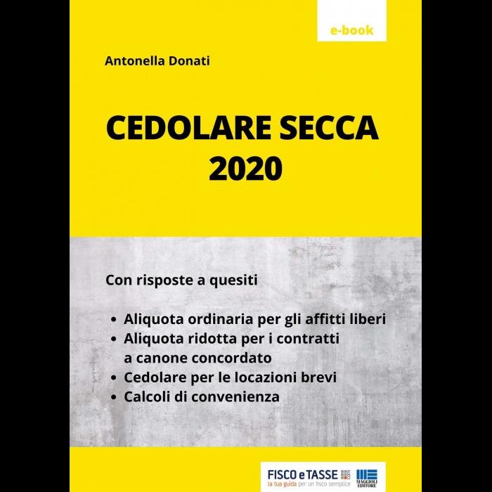 Cedolare secca 2020 (eBook)