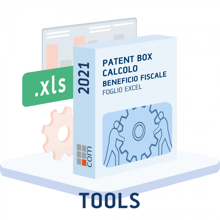 Patent Box: calcolo del beneficio fiscale (excel)
