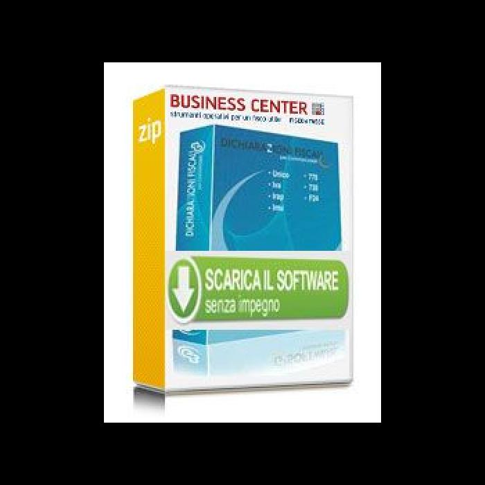 Software Dichiarazioni Fiscali GB - Prova gratis 15 gg