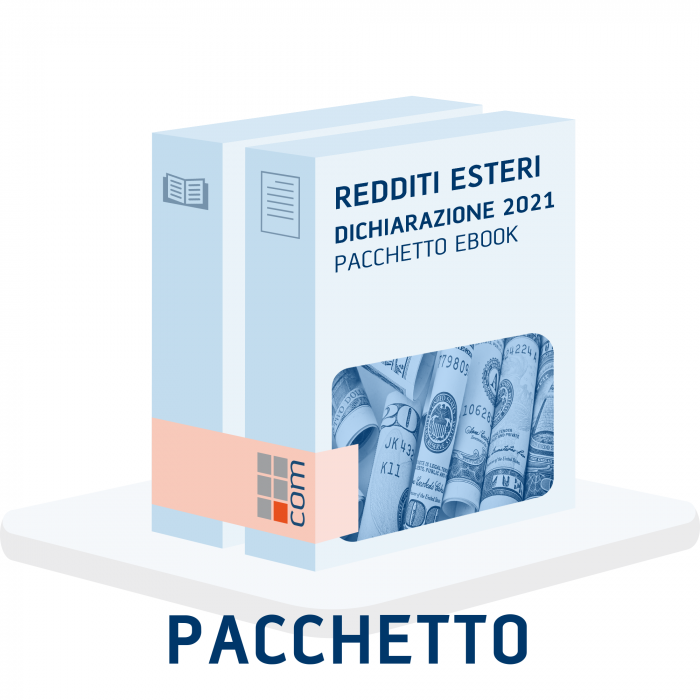 Redditi esteri in dichiarazione (Pacchetto eBook)