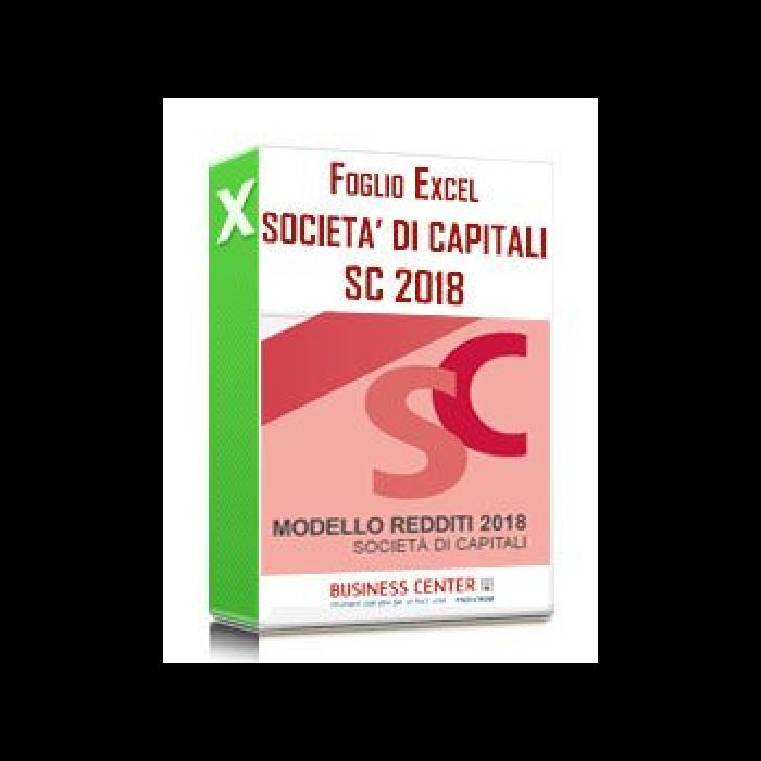 Calcolo IRES e IRAP 2018 - Redditi Società di Capitali