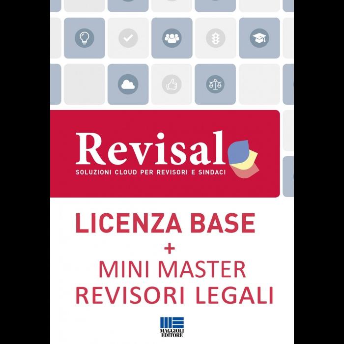 Revisal + Mini Master Revisori Legali 2021