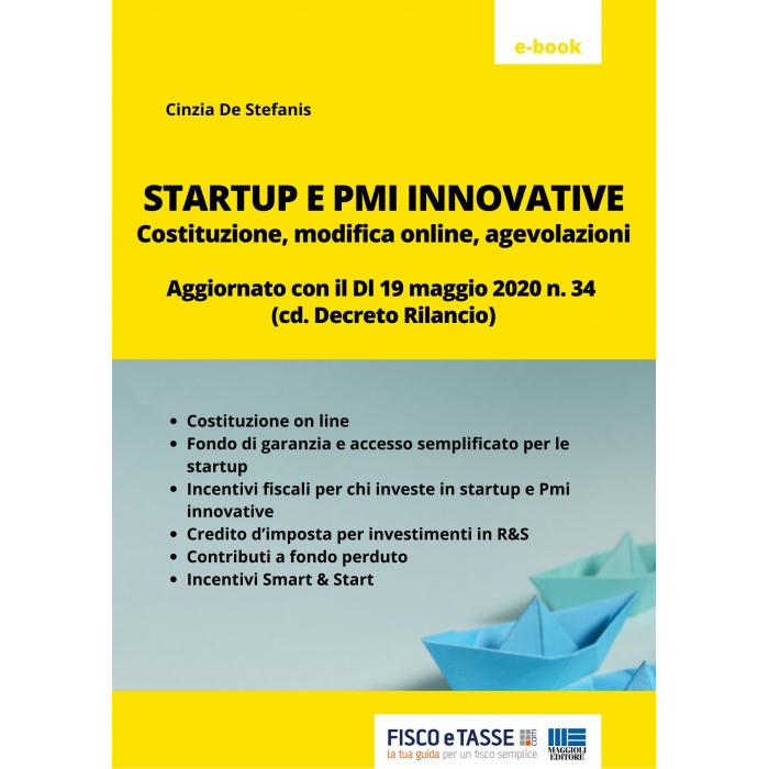 Start up e PMI innovative (eBook 2020)