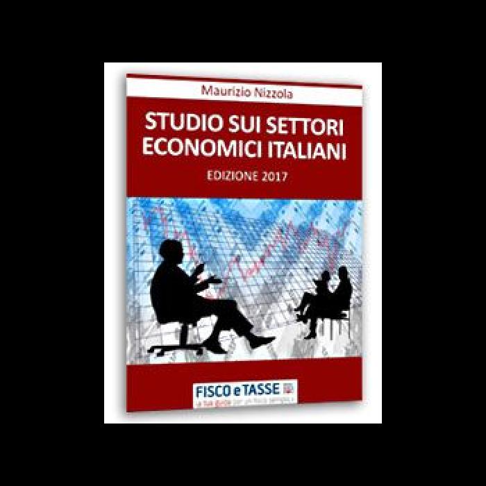 Studio sui Settori economici italiani (eBook 2017)