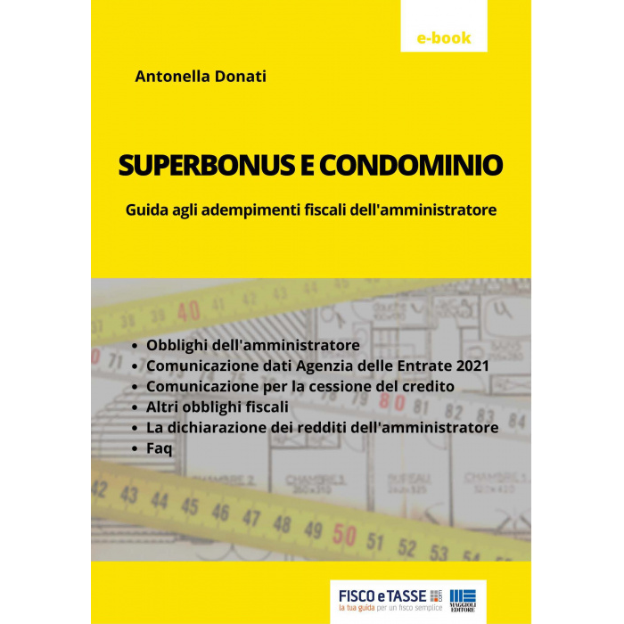 Superbonus e condominio (eBook 2021)