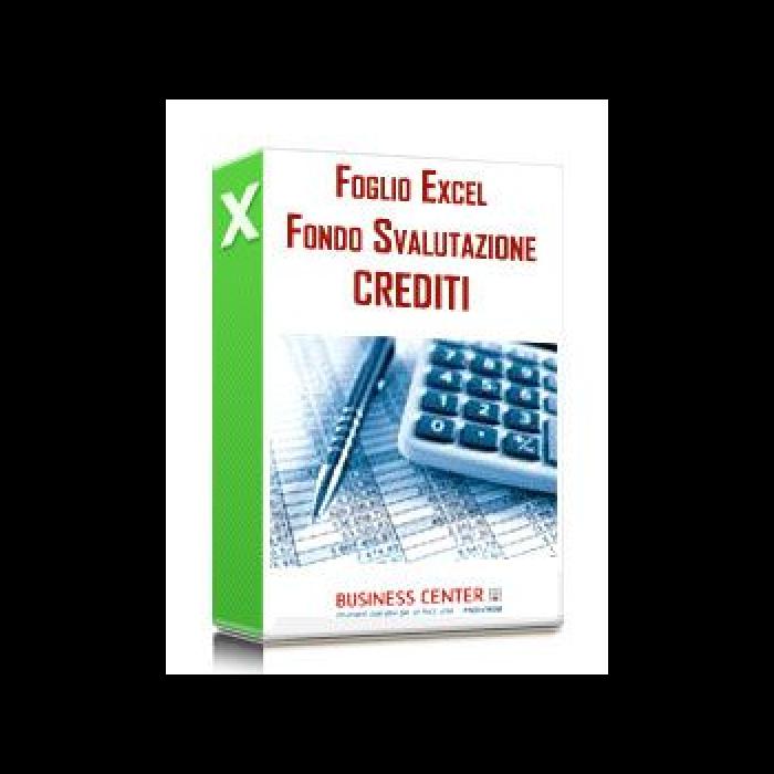Gestione fiscale del fondo svalutazione crediti (excel)