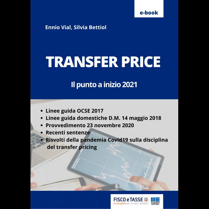 Transfer price - il punto a inizio 2021 (eBook)