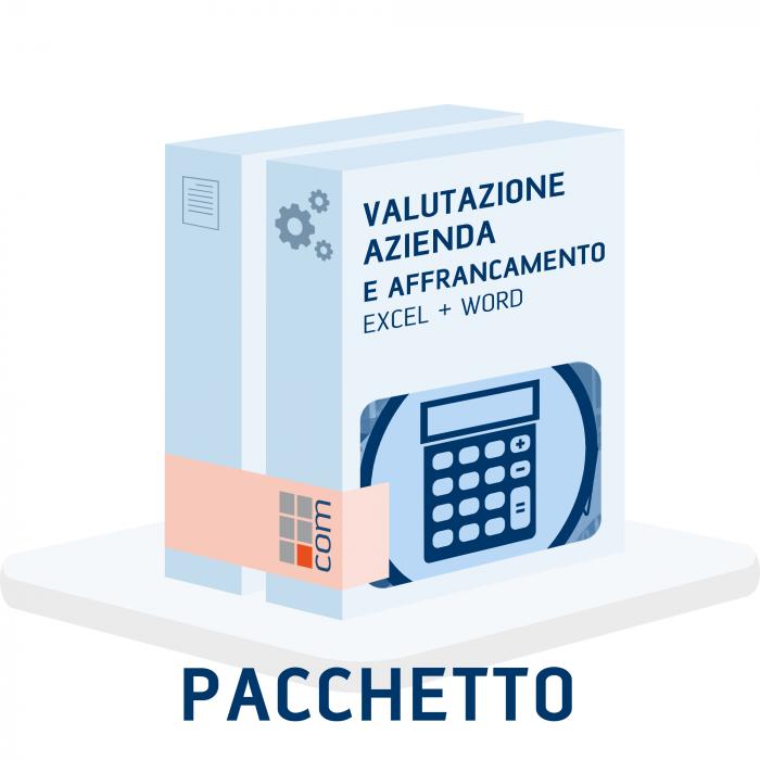 Valutazione d'azienda e Affrancamento: Pacchetto