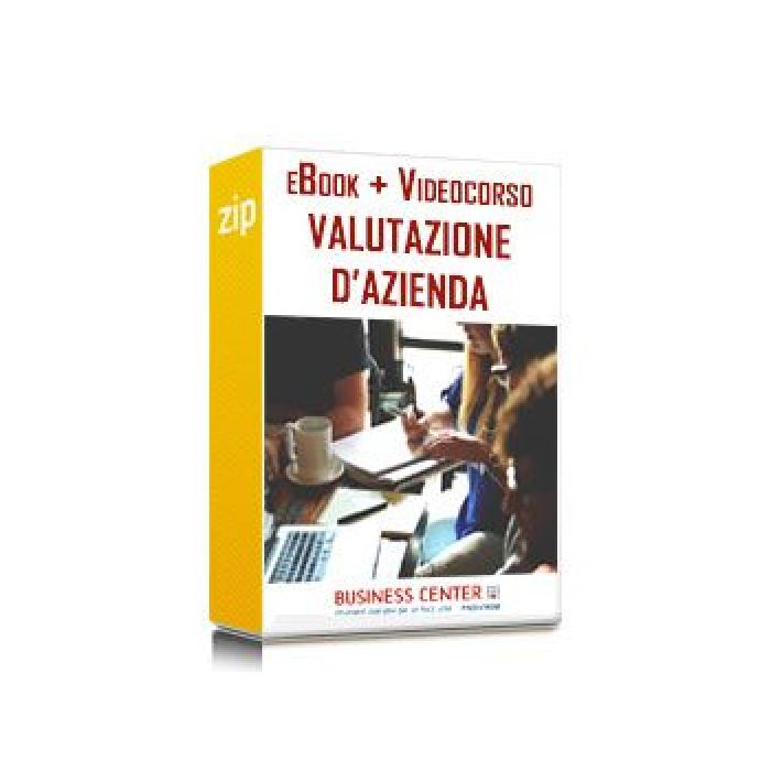Valutazione d'azienda (eBook + Videocorso)