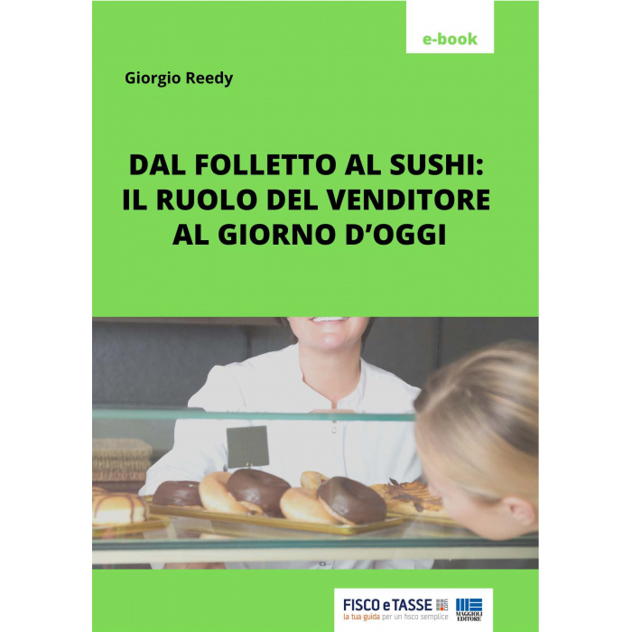 Dal folletto al sushi: il ruolo del venditore oggi