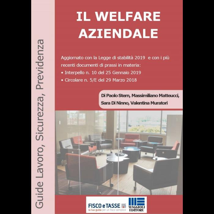 Il Welfare aziendale (eBook 2019)