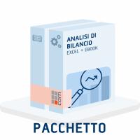 Analisi di Bilancio - Pacchetto completo (pdf + excel)