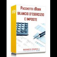 Bilancio d'esercizio e Imposte 2019 (Pacchetto eBook)
