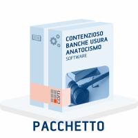 Contenzioso Banche: Anatocismo e Usura 2021 (Pacchetto)