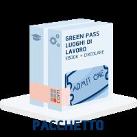 Green pass nei luoghi di lavoro (eBook + Circolare)