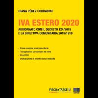 Iva estero 2020 (eBook)